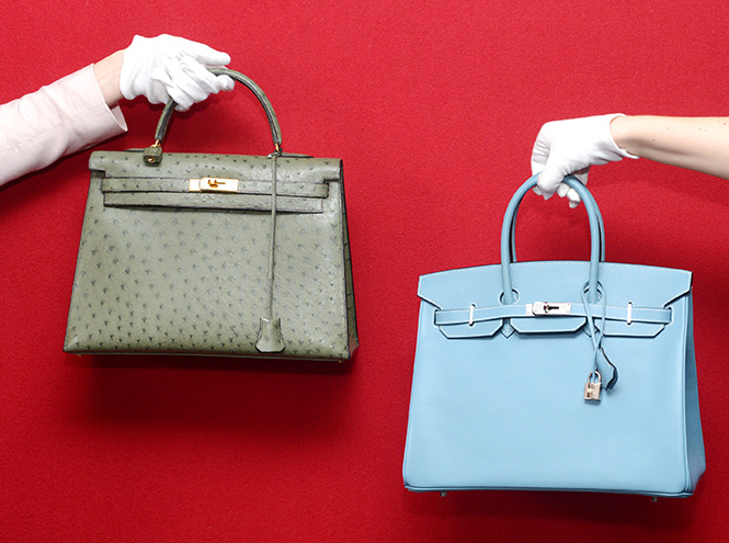 Фото №1 - Клуб по интересам: знаменитые поклонницы сумок Birkin
