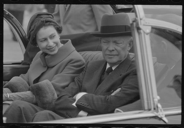 Фото №5 - Виндзоры и американские президенты: непростая история отношений
