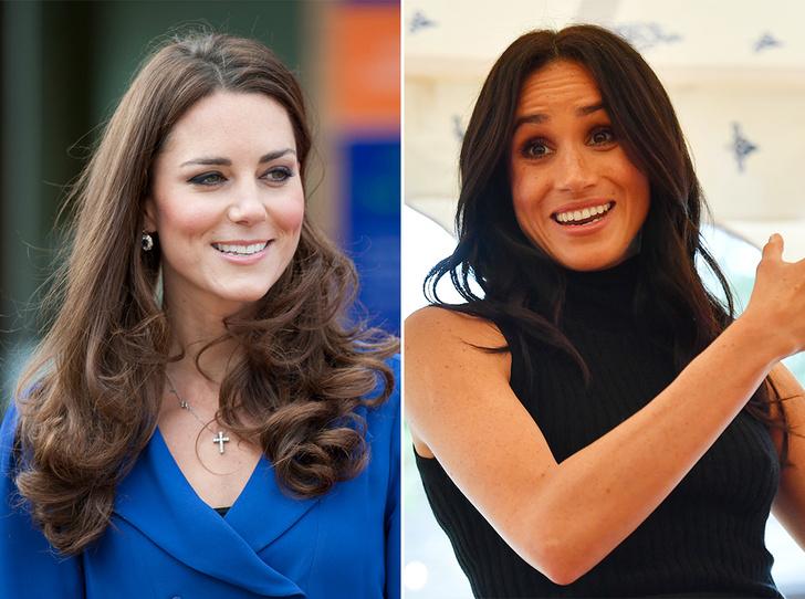 Фото №1 - Меган и Кейт: в чем отличие первой публичной речи герцогинь