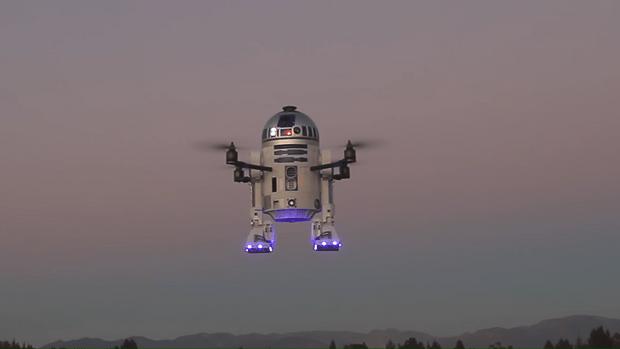 Фото №2 - Самые необычные дроны