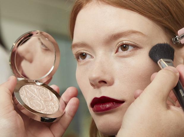 Фото №3 - Как повторить макияж с показа Dior Pre-Fall'16
