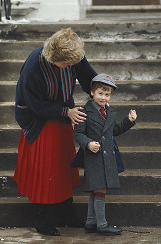 Фото №33 - Принц Уильям: история в фотографиях