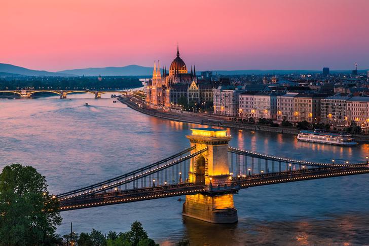 Фото №1 - Будапешт признан самым гостеприимным городом Европы