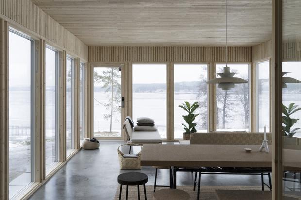 Фото №8 - Лунное безмолвие: дом в серых тонах в Швеции