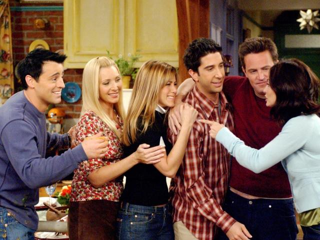 Фото №3 - Вспомнить все: 10 сериалов, которые мы обожали в 90-е
