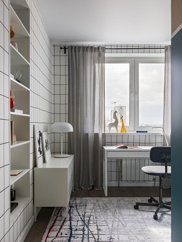 Фото №13 - Теплый минимализм: квартира 78 м² под сдачу в Минске