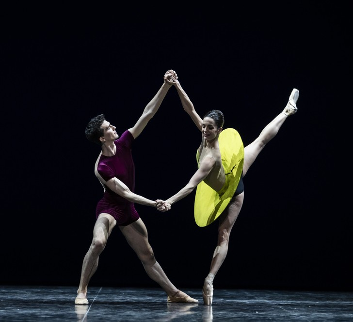 Фото №6 - Посмотреть балет, не выходя из дома: Парижская опера покажет онлайн концерт