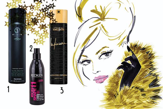 Фото №3 - Как подготовить волосы к новогодней вечеринке