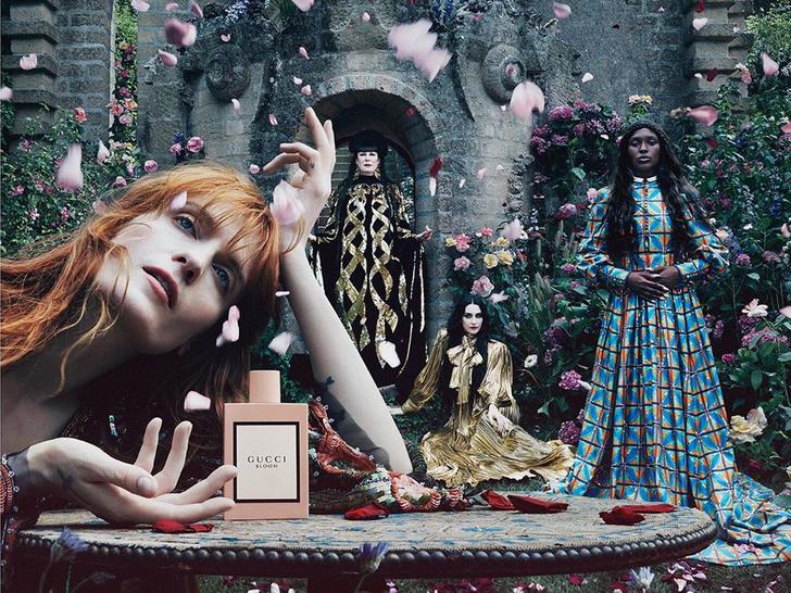 Фото №1 - Аромат дня: Gucci Bloom от Gucci