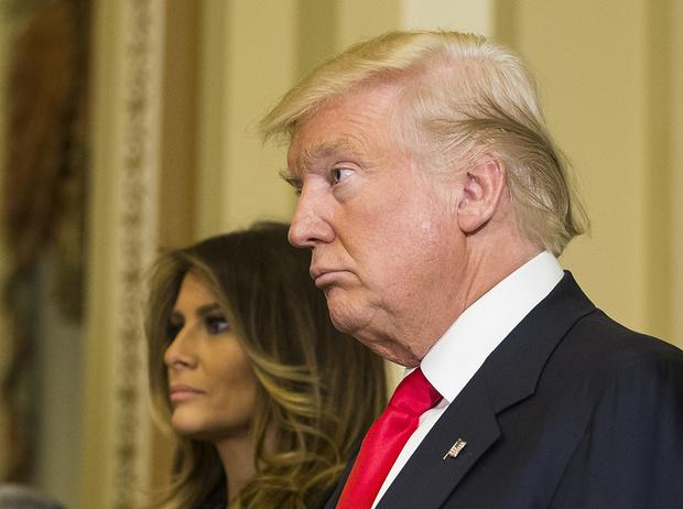 Фото №2 - Правда о Трампах: просчет Дональда, слезы Мелании и президентские амбиции Иванки