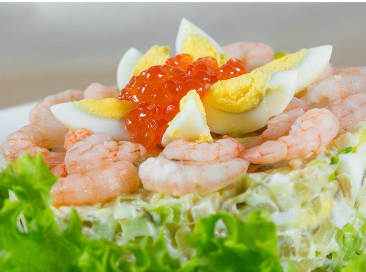 Фото №4 - Крабовый салат: три лучших рецепта