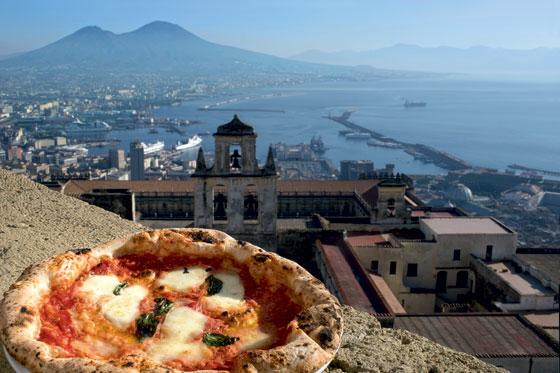 Фото №1 - Пицца под солнцем