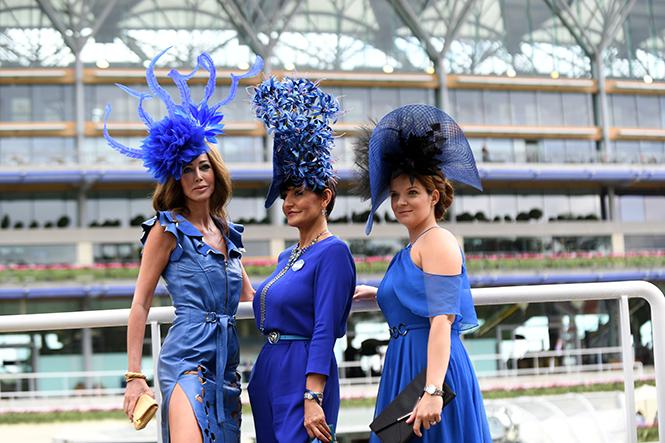 Фото №26 - Берегитесь женщин: яркие моменты 3-го дня на Royal Ascot 2017