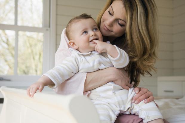 откуда ребенок узнает слово мама