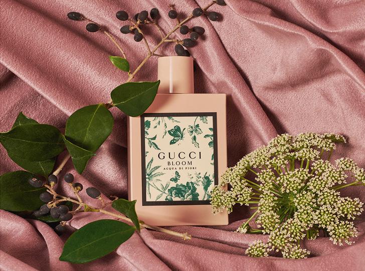 Фото №1 - Ароматы лета в одном флаконе: Gucci Bloom Acqua di Fiori