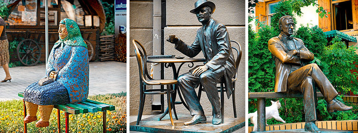 Фото №9 - Скульптурный профиль