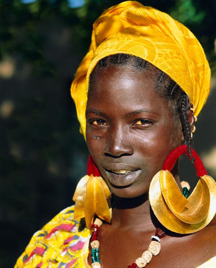 Фото №1 - Мисс мира: Мали. Золотой запас