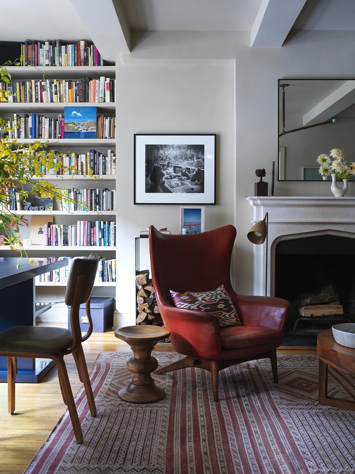 Фото №3 - Квартира для семьи библиофилов в Нью-Йорке