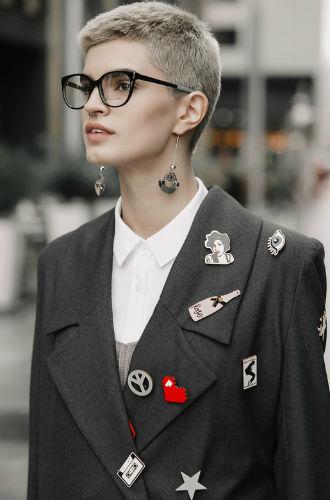 Фото №2 - Все оттенки серого: новая коллекция Ольги Сказкиной