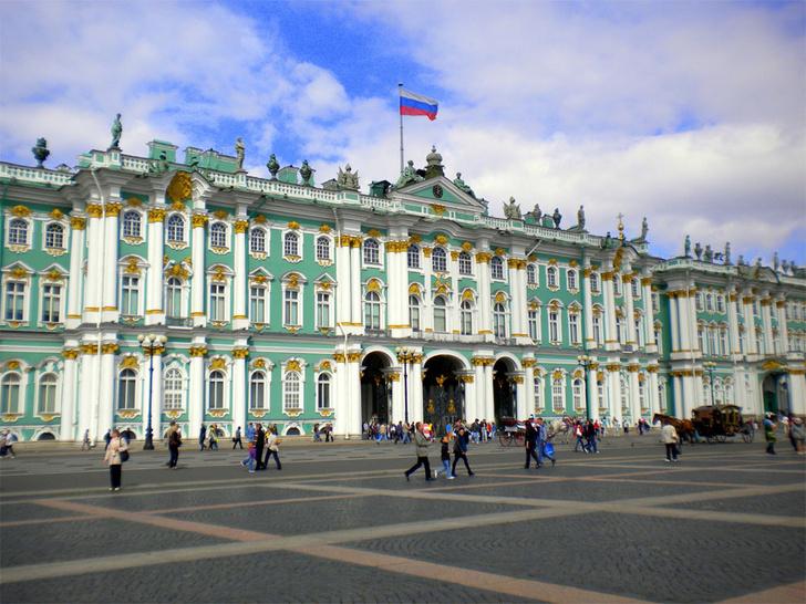 Фото №2 - Эрмитаж вошел в тройку лучших музеев мира
