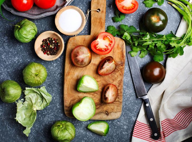 Фото №1 - Как придерживаться здоровой диеты без усилий