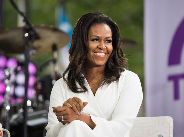 Фото №1 - Мишель Обама и ее триумф: как проходило «становление» Первой леди