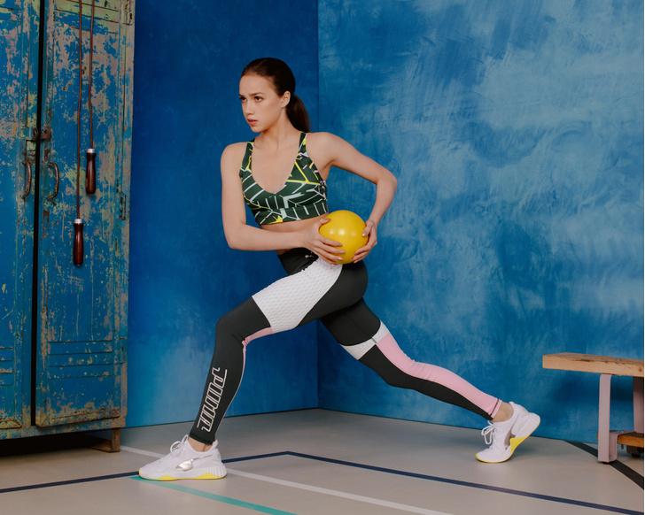 Фото №1 - Олимпийская чемпионка по фигурному катанию стала амбассадором Puma