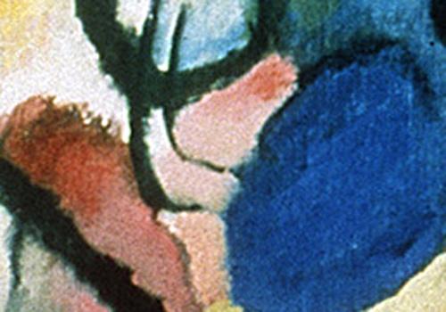 Фото №4 - Все течет: 9 загадок «Композиции VI» Кандинского