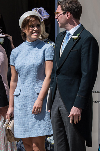 Фото №3 - Почему принцесса Евгения заслужила шикарную свадьбу