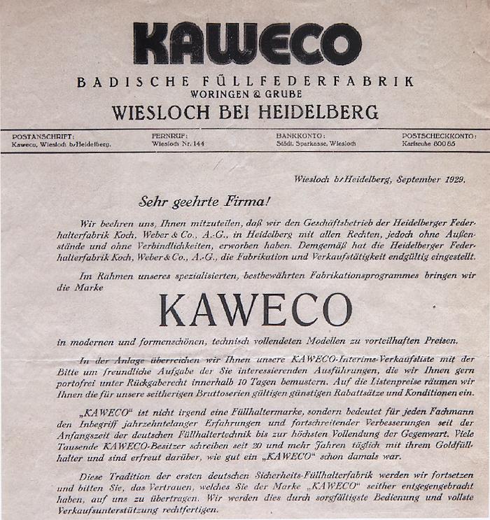 Фото №12 - Kaweco: триумфальное возрождение классики