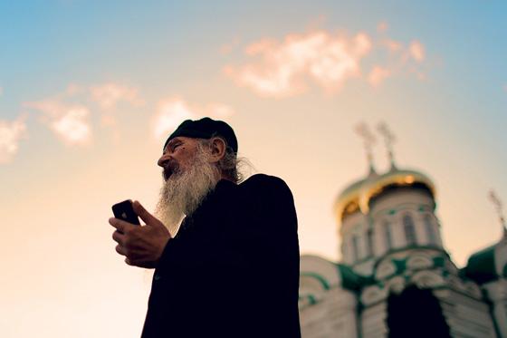 Фото №8 - Бог с ними: репортаж из православного монастыря