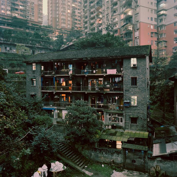 Фото №3 - Как город захватывает людей: лекция фотографа Тима Франко
