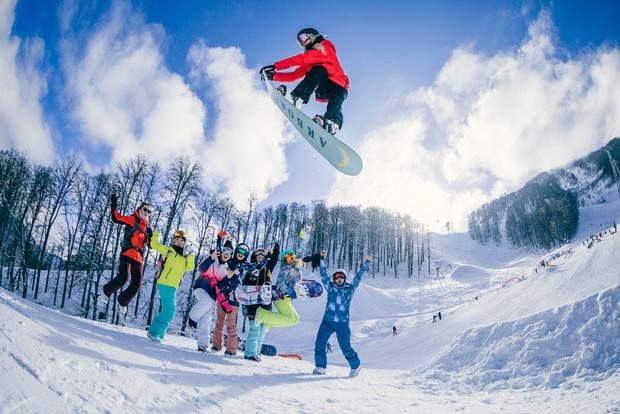 Фото №5 - Tinkoff Rosafest 2020: полный гид по самому снежному фестивалю страны