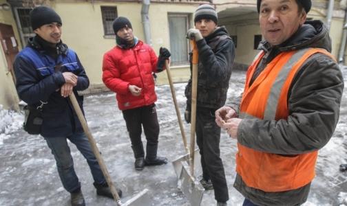 Фото №1 - Трудовых мигрантов обязали получать полис ДМС