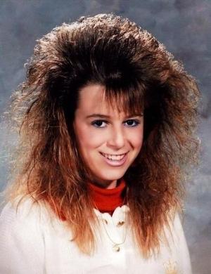 Фото №4 - Взрыв из прошлого: если в моду вернутся прически из 80-х…