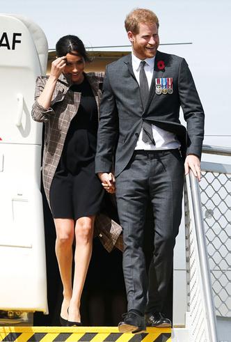Фото №166 - Все наряды первого зарубежного тура Меган Маркл в Австралию и Новую Зеландию