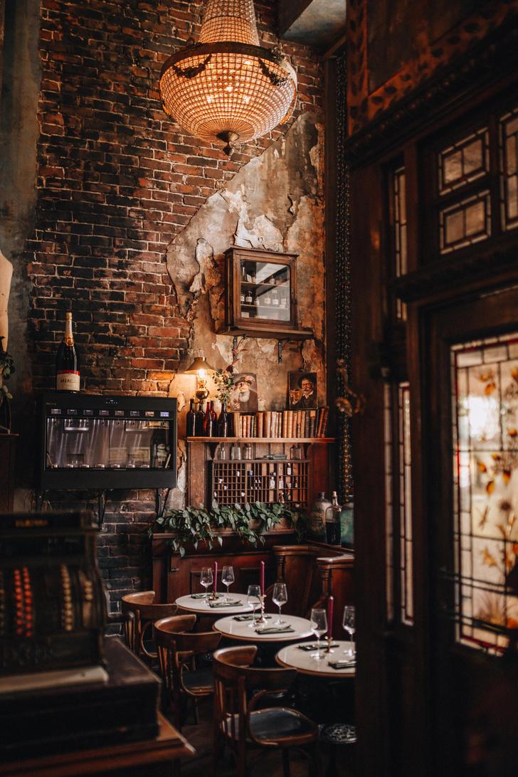 Фото №8 - Винный бар Pharmacie в Москве