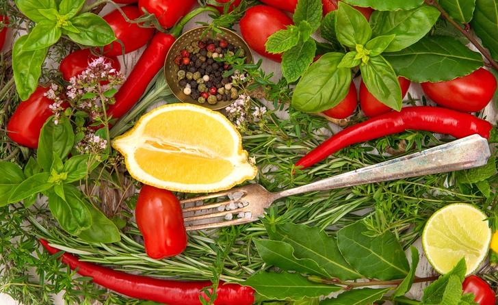 Фото №1 - Сезон зелени. Три рецепта грузинской кухни