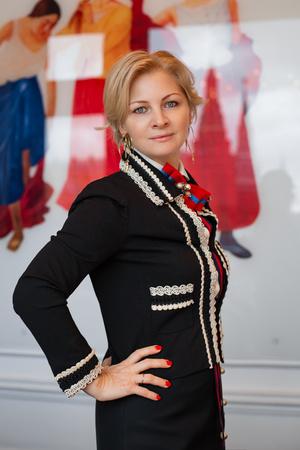 Наталья Преображенская, руководитель студии «Уютная квартира».