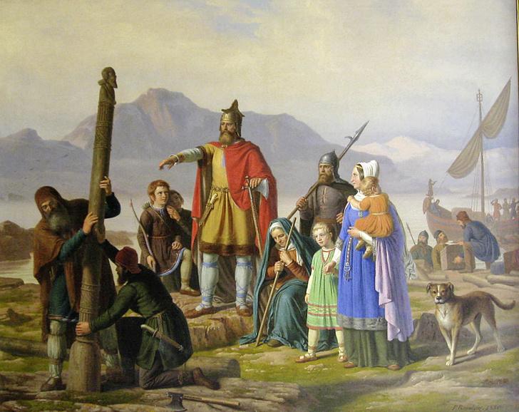 Фото №3 - Ничья земля: версии возникновения свободной Исландии