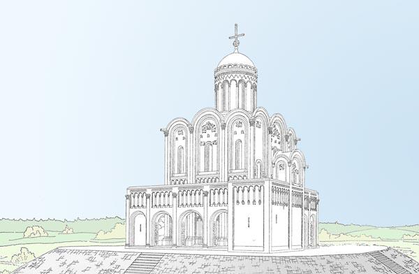 Фото №4 - Совершенный храм на берегу Нерли
