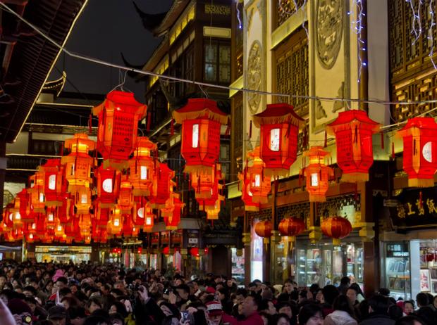 Фото №4 - Что такое китайский Новый год в Китае