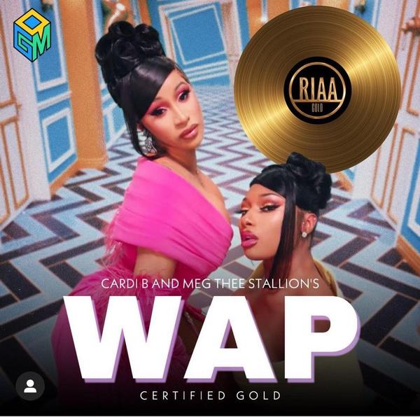 Фото №1 - «WAP»— песня года по мнению BBC 🤪