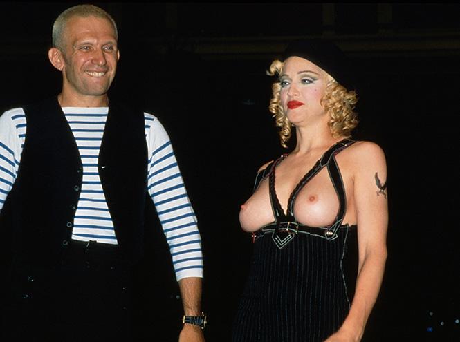 Фото №12 - Секс, корсеты и перья: 8 звездных муз Жан-Поля Готье