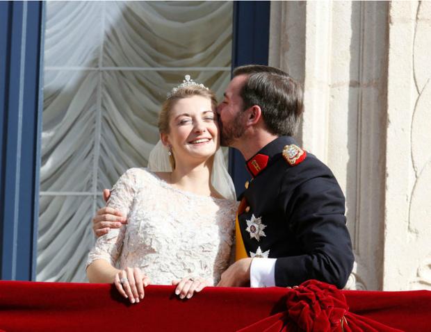 Фото №2 - Герцог и герцогиня Люксембургские ожидают первенца