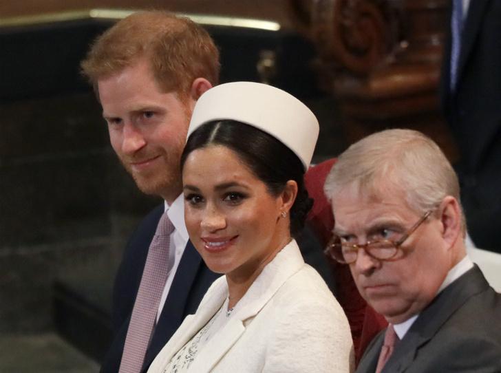 Фото №2 - Меган против Эндрю: почему Сассекские отказались приехать на 60-летие принца