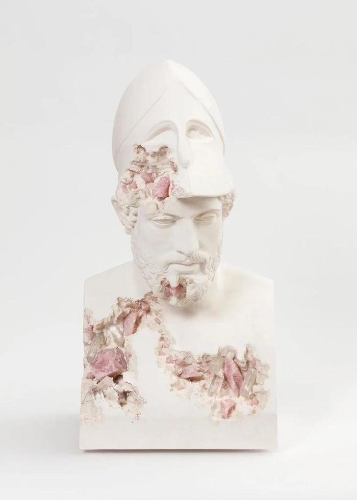 Фото №5 - Зевс, Аполлон и Пикачу: выставка Даниела Аршама в Нью-Йорке