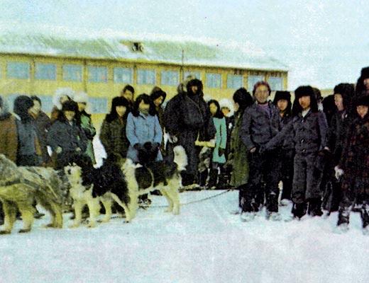 Фото №1 - На собаках по Заполярью