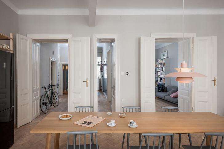 Фото №7 - Квартира для пары велосипедистов в Вене
