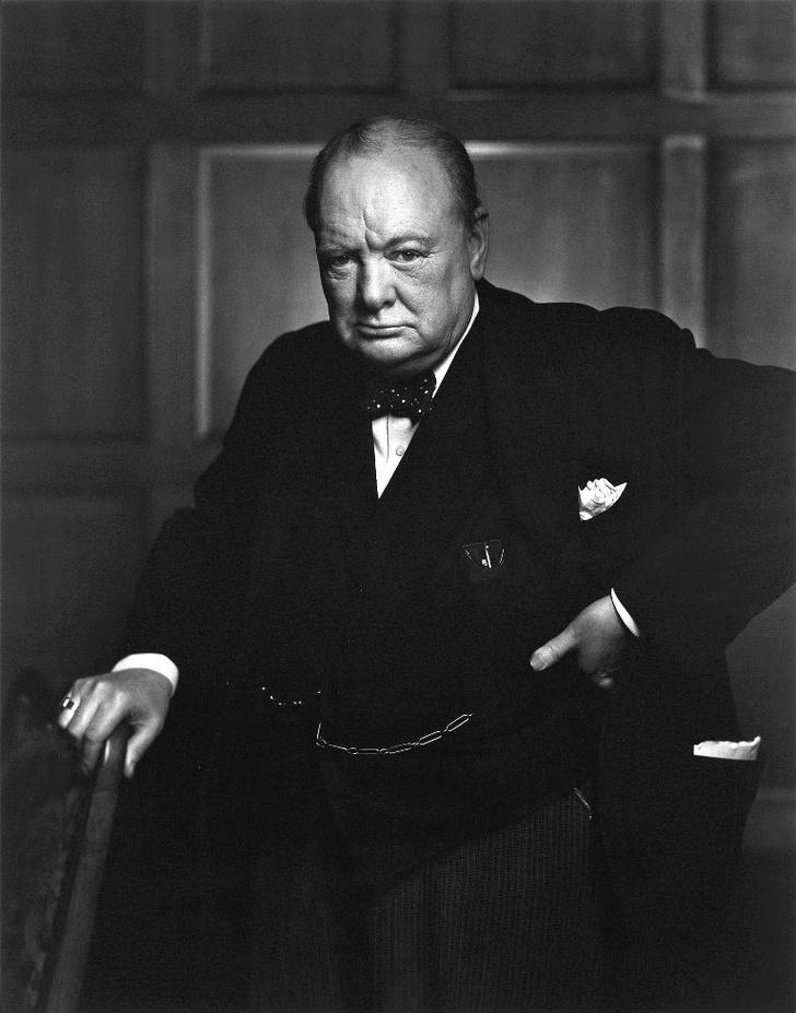 Фото №3 - Рычащий лев: история одного портрета Уинстона Черчилля